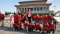 北京阳光汽修学校的原创视频(校园环境)