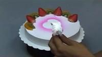 巧克力慕斯蛋糕制作-巧克力生日蛋糕制作8