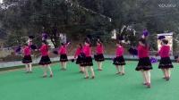 红蝶广场舞《张灯结彩》