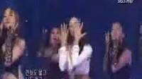 韩美女跳舞