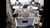 汽车配件空滤支架自动焊机