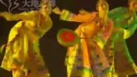 女子三人舞《 听鼓》