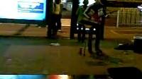 广州太阳城广场 街头歌手 大海 吉他弹唱