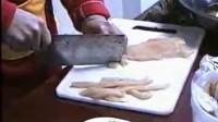 鸡柳 外层_鸡柳腌料_鸡柳面包糠4