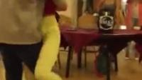 平利孝歌美女跳舞