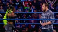 WWE Smackdown Live 2017.02.21 Naomi Relinquish Womens Champi