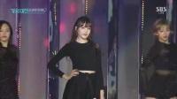 [benben搬运]GOT7·gfriend ·TWICE 合作舞台@2016 SAF SBS歌谣大战