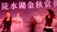 女子现代舞 高压线舞蹈