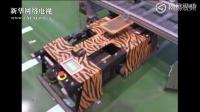 走进日本松下废旧家电回收工厂,机器人专门拆螺丝