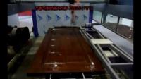 木门喷漆机器 门喷漆设备 家具自动喷漆机器人 门板自动喷漆机器人 木门喷漆设备
