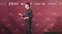 马云演讲2017 开讲啦完整版撒贝宁王健林 东方遇见西方让天下人没有难做的生意