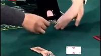 高手麻将桌出千 手速极快无形换牌,老赌徒看完都说不赌了