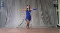 美女舞蹈[舞媚娘]拉丁桑巴风格健身舞