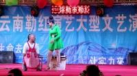 卢金峰之女卢芯瑶满月庆典文艺演出17