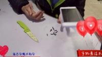 100个必学小魔术教学22:手机悬浮术