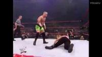 减肥舞WWE早期男女双打混战,男打女也毫不留情