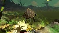 【逍遥小枫】会飞天的乌龟你见过嘛?终极霸主龙龟来啦 | 海底大猎杀(Fish Sim)#8