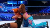 WWE Smackdown Live 2017.02.28 2out of 3 Falls Match Mickie J