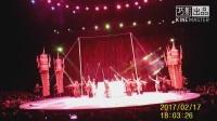 在北京观看大型节目表演
