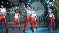必看!紧身裤美腿好胸,韩国美女性感热舞视频
