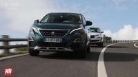 2017全新标致5008对比斯柯达科迪亚克 中型SUV的新主角