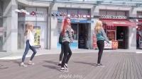 动感性感白皙美腿挺胸,韩国美少女性感热舞视