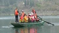 贵州 余庆 关兴 狮山花灯队 摄像白亚