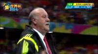 2014年世界杯荷兰5比1巴西精彩集锦