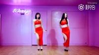韩国实力翻跳WAVEYA组合翻跳朴志胤《成人礼》舞蹈,欢迎欣赏