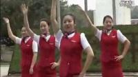 空姐空少激情热舞视频 小苹果mv,小苹果广场舞