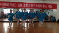 金星火舞艺术培训中心,琦琦芭蕾舞组合(小公主)