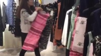 【广州三荟服饰】欧时力专柜正品款式展示 品牌女装折扣