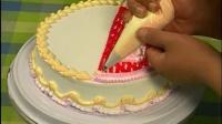 海绵蛋糕制作讲解 教学视频生日蛋糕怎么做