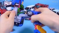 0937 - 你好卡博特ttobot Tobot Carbot三角洲特隆约一夸脱特里坦花花公子ttobot X Y Z