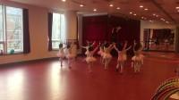 2017.3.5.D1675 芭蕾舞女孩儿们像一群小火烈鸟呢