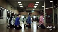 四位男士用舞蹈诠释舞王迈克尔 · 杰克逊30年的辉煌历程