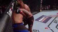 UFC209纯格斗慢镜 有时副赛更加惨烈
