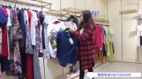 休闲棉麻女装【贝勒川】-实拍视频 品牌折扣女装专柜正品尾货批发-广州莎奴服饰