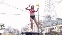 美腿台妹Dancer ● 筑筑 火辣熱舞(繞境)●