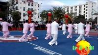 24式太极拳视频莆田市荔城区五湖四海太极队