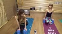 韩国美女主播直播运动,太性感了!~!_标清