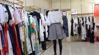 【太平鸟】夏装视频广州莎奴品牌女装折扣批发拿货请加电话微信:18664855101