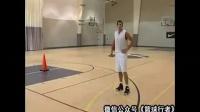 全美最牛B的篮球教练Ganon Baker传授韦德猛兽攻击利器 篮球教学运球