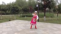 藏族舞蹈--卓玛---青苹果