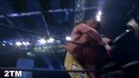 TNA男女都凶猛!盖尔金角柱夹头炸弹摔,杰夫圆月弯