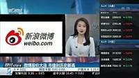 微博股价大涨 市值创历史新高