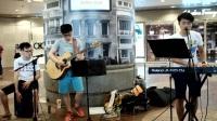 三男子组合翻唱周杰伦单曲《不能说的秘密》,三个人好有爱