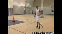 全美最牛B的篮球教练Ganon Baker传授韦德猛兽攻击利器篮球教学视频