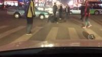 延吉国美电器车祸
