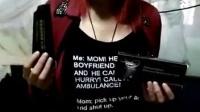 奇妙精灵女用避孕套使用视频